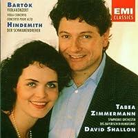 Bartok:Viola Cto by Bartok
