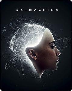 【Amazon.co.jp限定】エクス・マキナ スチールブック・ブルーレイ [Blu-ray]