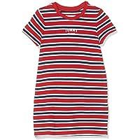 Tommy Hilfiger Kids Stripe Print T-Shirt Dress