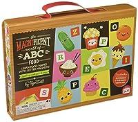 マグネット知育玩具ABC/食べ物の名前
