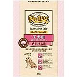 ナチュラルチョイス 子犬用 超小型犬〜中型犬用 チキン&玄米 3kg