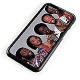 2色【アース・ウィンド・アンド・ファイアー/Earth Wind &Fire】iPhone 6s/6&iPhone7&plusプラス対応!携帯ケース/スマホケース/アイフォンケース/ハードカバー/Hard Case-2 (iPhone7, ブラック) [並行輸入品]