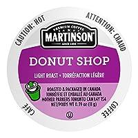 Martinson Single Serve Coffee Capsules, Donut Shop, 48 Count