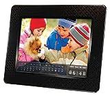 Amazon.co.jpTranscend デジタルフォトフレーム 7インチ 内蔵メモリー2GB 解像度800×600 ブラック TS2GPF730B-J