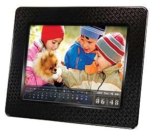 Transcend デジタルフォトフレーム 7インチ 内蔵メモリー2GB 解像度800×600 ブラック TS2GPF730B-J