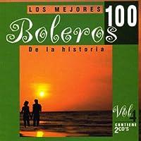 Vol. 4-Los Mejores 100 Boleros