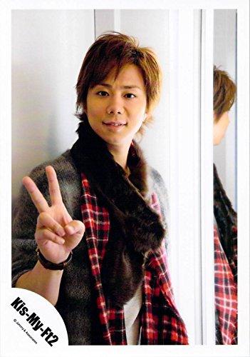 Kis-My-Ft2 (キスマイ)・【公式写真】・北山宏光・ジャニーズ生写真【スリーブ付 KL16