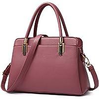 Ruiren Ladies Messenger Bag Multifunction Bags,Shoulder Handbags for Women