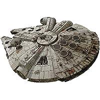 12インチRebel Alliance Millenium Falcon HAN Solo Ship Star Wars Classic Episode IV取り外し可能な壁デカールステッカーアートホームデコレーションKids room-113/ 4インチ高by 8インチ