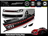 NEW FRONT GRILL GRVW08 GRILL ATRAPA VW GOLF 6 GTI STYLE