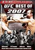 Ufc: The Best of 2007 [DVD] [Import]