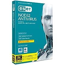 ESET NOD32 アンチウイルス | 新規 | 2台5年 | Win/Mac対応
