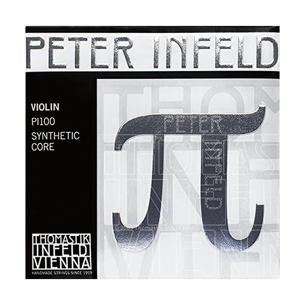 ペーター・インフェルド バイオリン弦 (バラ弦)...の商品画像