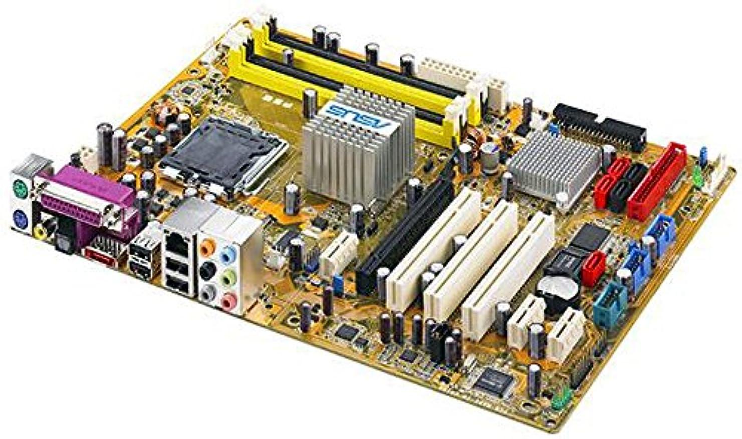 ゲーム傷跡ゴミ箱ASUSTek マザーボード LGA775対応 P5B P5B