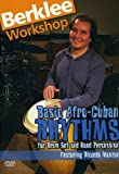 Basic Afro-Cuban Rhythms [DVD] [Import]