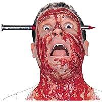 【ノーブランド品】いたずら グッズ ジョークグッズ 突き刺さる釘 コスプレ 仮装 おもちゃ