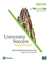 University Success Writing, Transition Level, with MyEnglishLab
