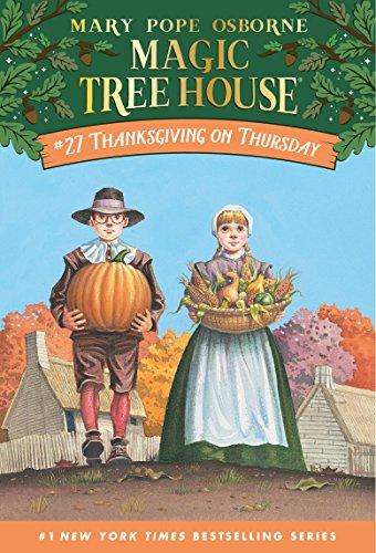 Thanksgiving on Thursday (Magic Tree House (R))の詳細を見る