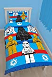 Best スターウォーズ布団セット - Lego Star Wars Sides Single Duvet Cover Polycotton Review