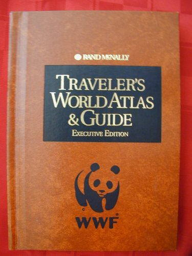 Download Traveler's World Atlas & Guide: Executive Edition (Atlases - World) 0528837192