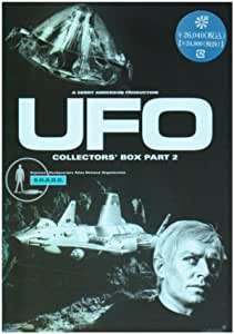 謎の円盤 UFO COLLECTORS' BOX PART2 [DVD]
