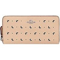 [コーチ] COACH 財布 (長財布) F59059 ビーチウッド レザー 長財布 レディース [アウトレット品] [並行輸入品]
