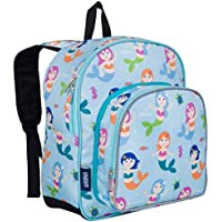 Wildkin 12 Inch Backpack for Toddler Boys and Girls, Perfect Size for Daycare, Preschool, and Kindergarten, Patterns Coordinate with Our Kids Nap Mats and Lunch Boxes
