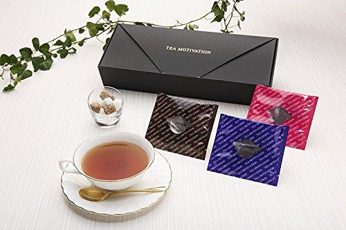 【ギフト包装済み】 紅茶ギフトセット 最高級品質 [ティーバッグ4種アソート22包] /ダージリン/アッサム/アールグレイ/ももりんご 【人気・誕生日・お返し・プレゼント】