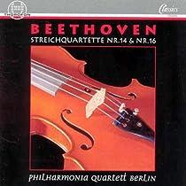 Beethoven: Stg Quartets 14/16