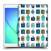 オフィシャル Cat Coquillette ブルー・フラスク パターン4 ハードバックケース Samsung Galaxy Tab A 9.7