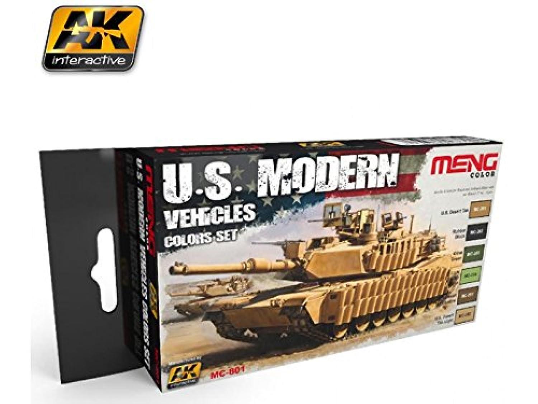 現用米軍車両 カラーセット
