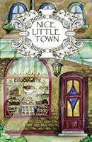 Adult Coloring Book (Nice Little Town)