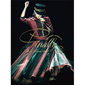namie amuro Final Tour 2018 ~Finally~ (東京ドーム最終公演+25周年沖縄ライブ+ナゴヤドーム公演)(Blu-ray Disc3枚組)(初回生産限定盤)