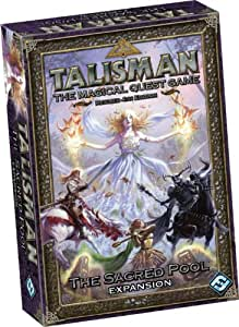 Talisman, the Magical Quest Game: The Sacred Pool, Expansion