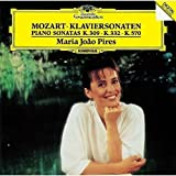モーツァルト:ピアノ・ソナタ第7番&第12番&第16番