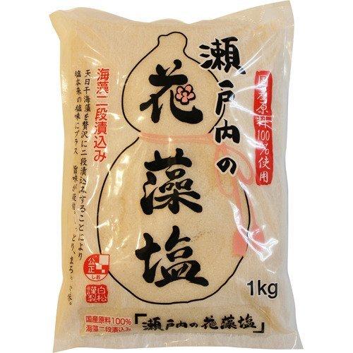 瀬戸内の花藻塩 1kg