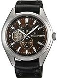 [オリエント]ORIENT 腕時計 ORIENTSTAR オリエントスター ソメスサドルモデル セミスケルトン 自動巻き (手巻き付) WZ0111DK メンズ