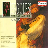 Stabat Mater/Cant Orfeo