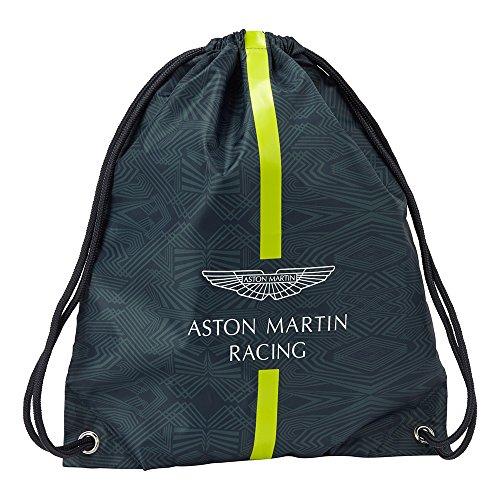 Aston Martin Racing新しい。2018チームプル文字列Carry Bag forスポーツ/ジム/ Swim