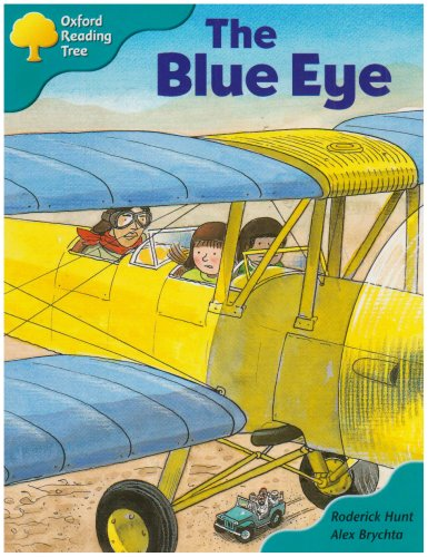 Oxford Reading Tree: Stage 9: More Storybooks A: the Blue Eyeの詳細を見る