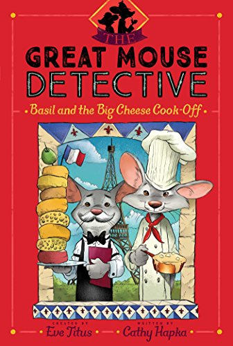 Basil and the Big Cheese Cook-...