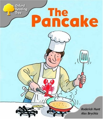 Oxford Reading Tree: Stage 1: First Words: the Pancakeの詳細を見る