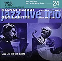 Jazz Live Trio with Guests: Swiss Radio Days Jazz Live Trio Concert Series, Volume 24