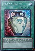 Yu-Gi-Oh! - Pot of Duality (DREV-EN062) - Duelist Revolution - Unlimited Edition - Secret Rare