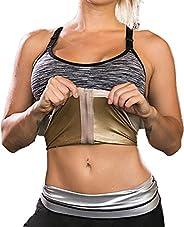 サウナスーツ ダイエットウェア 女性運動着 お腹引き締め 発熱発汗 脂肪燃焼 減量用 シェイプアップ フィットネス 腰用サポーター サウナ効果 くびれ レディース