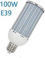 LEDコーンライト E39口金 100W トウモロコシ型 LED高天井燈 LED 電球 水銀燈代替 1000W相當 晝白色 ハイベイライト 超高輝度 (100W-晝白色)