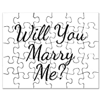 CafePress - Will You Marry Me. - Jigsaw Puzzle, 30 pcs.
