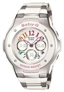 [カシオ]CASIO 腕時計 Baby-G ベビージー Baby-G MSG-302C-7BJF レディース