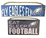 Best ワールドギフトでお父さん - Philadelphia Eagles Worlds Best Dad、壁飾り板、2のセット。 Review
