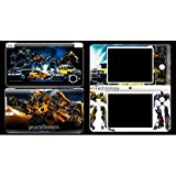 New Transformers 2 Hornet Vinyl Decal Skin Sticker for Nintendo Dsi Ndsi Xl Ll Il314 by XueLanXing Technology [並行輸入品]